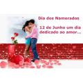 Dia dos Namorados Diversas Voz Masculina Com Fundo Musical